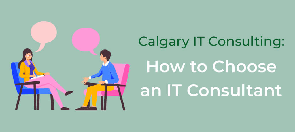 The importance of IT support for small businesses in Calgary, Alberta. We will do this by discussing why businesses need IT support, the services/qualities they should look for, and the red flags to avoid.